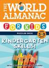 World Almanac for Kids Puzzler Deck Kindergarten 3-5: Get Ready for Kindergarten, Ages 3-5 Cover Image