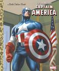 The Courageous Captain America (Marvel: Captain America) (Little Golden Book) Cover Image