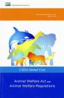 USDA Animal Care: Animal Welfare ACT and Animal Welfare Regulations Cover Image