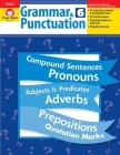 Grammar & Punctuation Grade 6 Cover Image