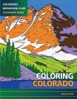 Coloring Colorado Cover Image
