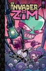 Invader ZIM Vol. 4: Deluxe Edition Cover Image