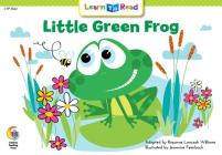 Little Green Frog (Fun and Fantasy #3622) Cover Image