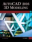 AutoCAD 2016: 3D Modeling Cover Image