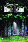Haunted Rhode Island Cover Image