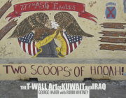 Two Scoops of Hooah!: The T-Wall Art of Kuwait and Iraq Cover Image
