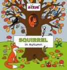 Squirrel in Autumn Cover Image