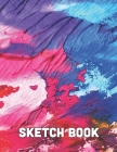 Sketch Book: Artist Sketchbook: Sketching, Drawing and Creative Doodling For Kids Teens and Adults. 120 Pages 8.5
