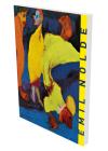 Emil Nolde – Vetter der Tiefe – mit der Korrespondenz Nolde – Klee: Kat. Zentrum Paul Klee Cover Image
