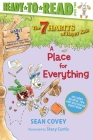A Place for Everything: Habit 3 (The 7 Habits of Happy Kids #3) Cover Image