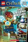 The Legend Begins Cover Image