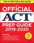 The Official ACT Prep Guide 2019-2020, (Book + 5 Practice Tests + Bonus Online Content) Cover Image