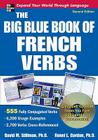 The Big Blue Book of French Verbs , Second Edition [With CDROM] Cover Image