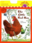 The Little Red Hen Book & CD (Paul Galdone Classics) Cover Image