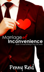 Marriage of Inconvenience (Knitting in the City #7) Cover Image