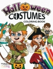 Halloween Costumes Coloring Book: A Creative Halloween Fashion Coloring Book for Kids Ages 4-8 Cover Image