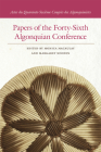 Papers of the Forty-Sixth Algonquian Conference (Papers of the Algonquian Conference) Cover Image