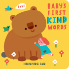 Baby's First Kind Words: A Board Book Cover Image