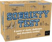 Sobriety Test Cover Image