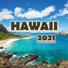 Hawaii 2021 Mini Wall Calendar Cover Image