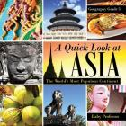 A Quick Look at Asia: The World's Most Populous Continent - Geography Grade 3 - Children's Geography & Culture Books Cover Image