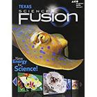 Houghton Mifflin Harcourt Science Fusion Texas: Student Edition Grade 4 2015 Cover Image
