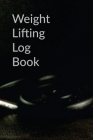 Weight Lifting Log Book Cover Image