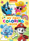 Nickelodeon: My First Coloring Book (Nickelodeon) Cover Image
