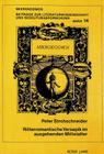 Ritterromantische Versepik Im Ausgehenden Mittelalter: Studien Zu Einer Funktionsgeschichtlichen Textinterpretation Der -Moerin- Hermanns Von Sachsenh (Mikrokosmos #14) Cover Image