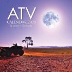 ATV Calendar 2020: 16 Month Calendar Cover Image
