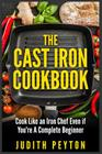 The Cast Iron Cookbook Cover Image
