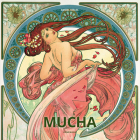 Mucha (Artist Monographs) Cover Image