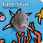 Little Shark: Finger Puppet Book (Little Finger Puppet Board Books) Cover Image