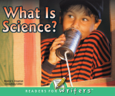What Is Science? (Readers for Writers: Emergent) Cover Image