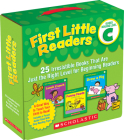 First Little Readers Parent Pack: Guided Reading Level C: 25 Irresistible Books That Are Just the Right Level for Beginning Readers Cover Image
