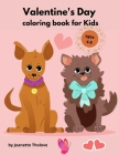 Valentine's Day coloring book for Kids Cover Image