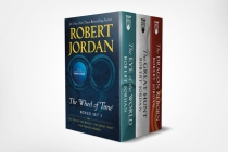 Wheel of Time Premium Boxed Set I: Books 1-3 (The Eye of the World, The Great Hunt, The Dragon Reborn) Cover Image