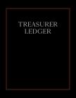 Treasurer Ledger: A simple accounts cash log for bookkeeping: Vol. 3 Cover Image