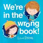 We're in the wrong book! Cover Image
