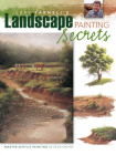 Jerry Yarnell's Landscape Painting Secrets Cover Image