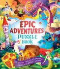 Epic Adventures Puzzle Book Cover Image