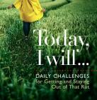 Today I Will . . . Cover Image