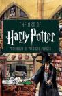 The Art of Harry Potter (Mini Book): Mini Book of Magical Places Cover Image