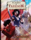 FLAMES OF FREEDOM Grim & Perilous RPG: Powered by Zweihander RPG Cover Image