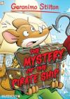 Geronimo Stilton Graphic Novels #17: The Mystery of the Pirate Ship Cover Image