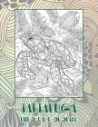 Tartaruga - Libro da colorare Cover Image