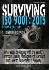 Surviving ISO 9001: 2015 Cover Image
