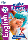 Letts Make It Easy Complete Editions — English Age 5-6: New Edition Cover Image