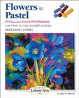 Flowers in Pastel (SBSLA12) (Step-by-Step Leisure Arts) Cover Image