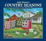 John Sloane's Country Seasons 2020 Deluxe Wall Calendar Cover Image